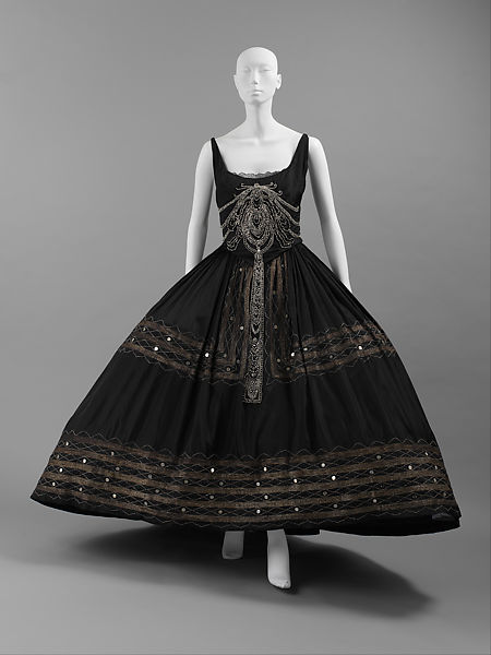 House Of Lanvin Robe De Style French The Metropolitan Museum Of Art